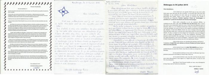 Cartas Universitarios